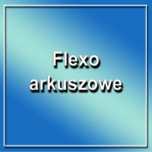 Flexo arkuszowe