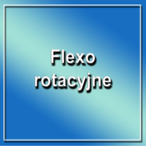 Flexo rotacyjne
